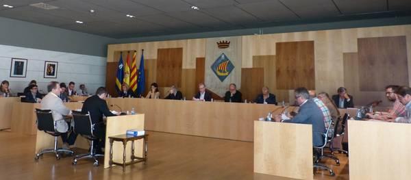 Salou acorda la reforma i millora el pavelló esportiu Salou-centre