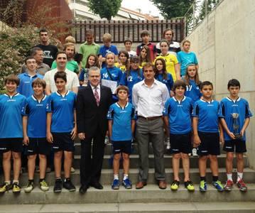 Salou acull l'acte de lliurament dels trofeus d'esports d'associació dels Jocs esportius escolars