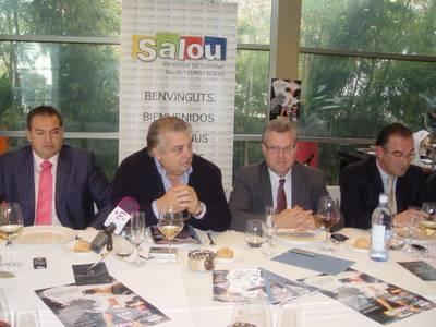 Salou acull un any més la XIª edició de l'Spanish Open 2009
