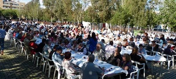 Salou celebra el Dia Gran de la Festa de la Segregació amb un paella popular