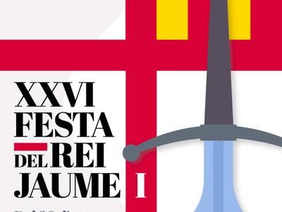 Salou celebra la XXVI edició de la Festa del Rei Jaume I, amb activitats presencials i virtuals, per donar a conèixer aquesta gran fita històrica