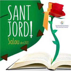 Salou celebrarà la Diada de Sant Jordi amb un programa d'activitats i tallers en línia