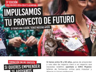 Salou col·labora en la cinquena edició del programa 'Gira Mujeres 2021' per fomentar l'esperit emprenedor de les dones