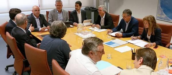 Salou demana dotació pressupostària a la Generalitat per iniciar la conversió de les vies del ferrocarril en el futur tramvia i la urbanització de l'Eix Cívic