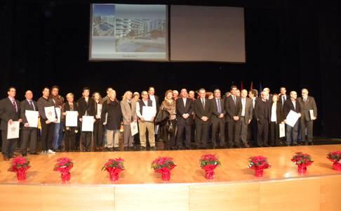 Salou distingeix a 46 empresaris del municipi