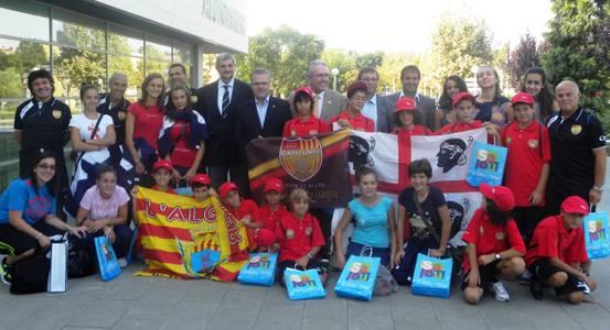 Salou dóna la benvinguda als participants en la 2ª Trobada esport-cultura  Tarragonès-Alguer