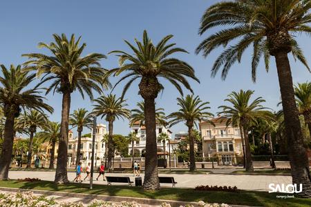Salou informa sobre les afectacions al trànsit durant la celebració del RallyRACC Catalunya-Costa Daurada, del 14 al 17 d'octubre