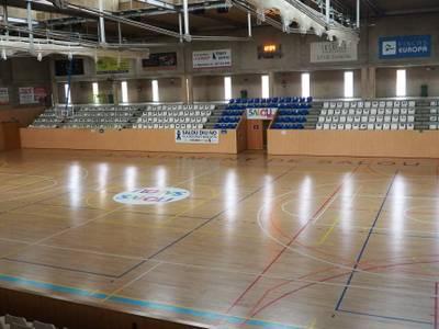 Salou instal·larà càmeres de seguiment automàtic per emetre partits en directe al Pavelló Salou Centre