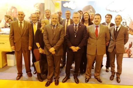 Salou intensifica la seva presència turística a la fira FITUR conjuntament amb sector privat