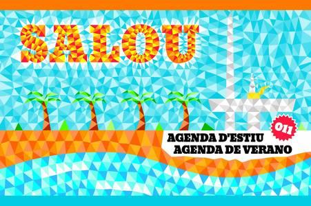 Salou ofereix prop de cent actes culturals, esportius i  festius en l'agenda d'estiu 2011