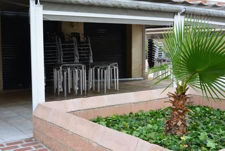 Salou permetrà que els bars, restaurants i cafeteries puguin ampliar les terrasses per compensar la limitació de l'aforament al 50%