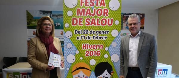 Salou prepara la Festa Major d'Hivern amb una vuitantena d'actes per a totes les edats