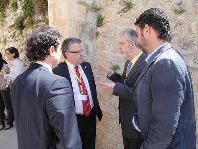 Salou present a la jornada de debat sobre finançament dels municipis turístics de la FEMP