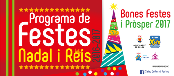 Salou presenta el programa de festes de Nadal i Reis