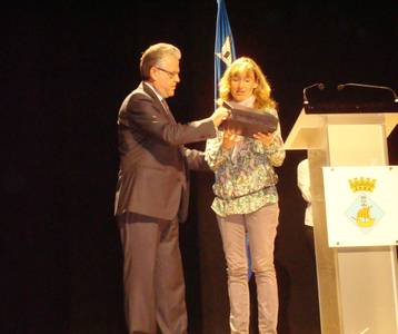 Salou recorda la cofundadora de l'Escola Municipal de Música, Chantal Decoppet