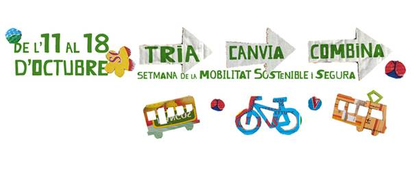 Salou se suma a la Setmana de la Mobilitat Sostenible i Segura