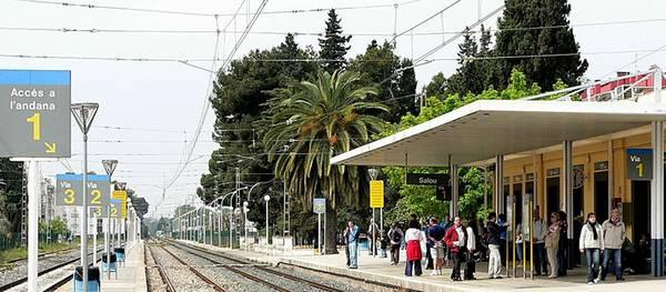 Salou se suma al manifest en defensa del ferrocarril al Camp de Tarragona i les Terres de l'Ebre