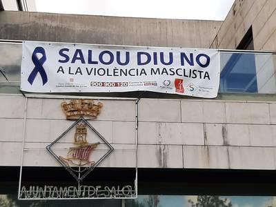 Salou se suma avui dimecres, 25 de novembre, a la commemoració del Dia Internacional per a l'Eliminació de la Violència envers les Dones, amb una lectura virtual del manifest