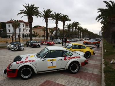 Salou serà l'epicentre del 5è Rally Catalunya Històric