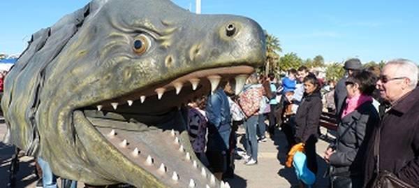 Salou serveix prop de 500 degustacions en la primera jornada popular de la Festa del Calamar