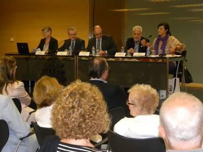 Salou, seu de la inauguració del curs 2012-13 de les aules d'extensió universitària de la gent gran