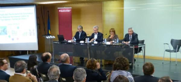Salou seu de la tercera jornada sobre la implementació del Pla de Salut 2011-2015 al Camp de Tarragona i Terres de l'Ebre