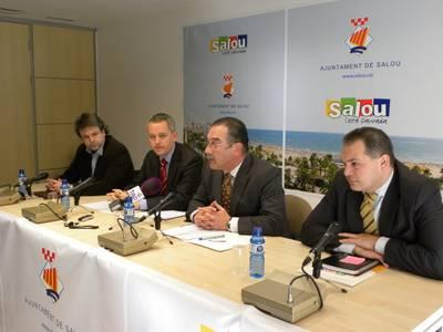 Salou signa amb Ultramar Event Management un conveni per promocionar el turisme de congressos