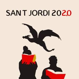 Salou torna a celebrar la Diada de Sant Jordi demà dijous, 23 de juliol, amb activitats que giren al voltant de la llegenda del cavaller i el drac