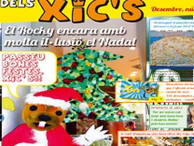 S'edita el tercer número de la Revista dels Xic's