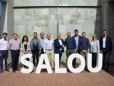 Signat l'acord de govern entre Sumem per Salou i PSC a l'Ajuntament de Salou