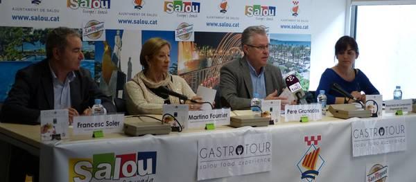 Tot a punt per a l'arrencada de la V edició del Gastrotour Salou 2016, la més internacional