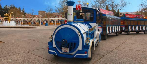 Turisme canvia el recorregut del trenet turístic i posa en valor una ruta circular pel municipi