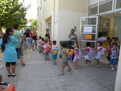 Un total de 3.367 nens i joves s'incorporen a les escoles de Salou