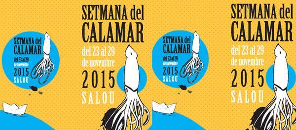 Una jornada popular amb degustació de calamars a la marinera posarà punt i final a la setmana del calamar de Salou