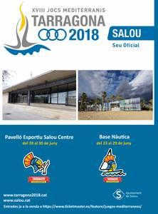 Celebració dels Jocs Mediterranis Tarragona 2018: TAEKWONDO