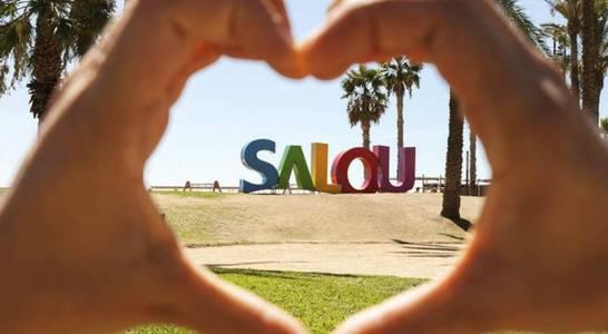 Trenet turístic de Salou