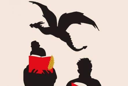 Sant Jordi: Taller punt de llibre