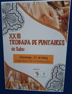 XXIII TROBADA DE PUNTAIRES DE SALOU