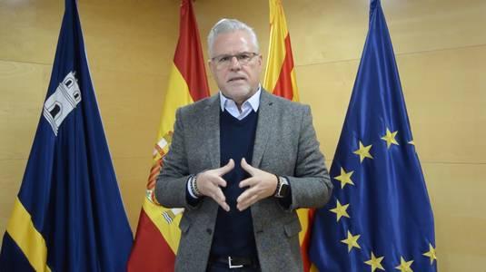 MENSAJE INSTITUCIONAL DEL ALCALDE DE SALOU, PERE GRANADOS, CON MOTIVO DEL COVID-19