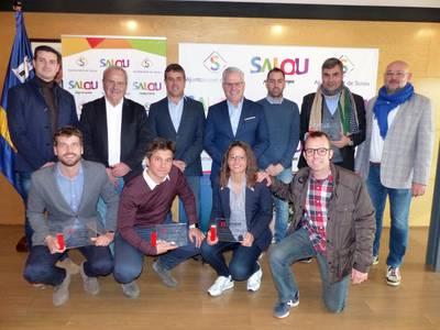 Recepción institucional a Smartfootball Business Group por la promoción deportiva que hace de Salou