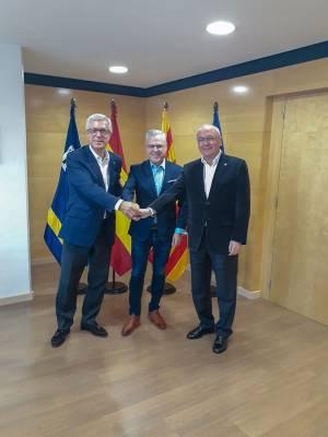 Salou, Reus y Tarragona escenifican máxima unidad para reivindicar la estación intermodal y el nuevo desarrollo ferroviario