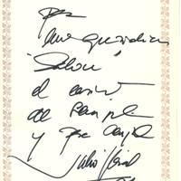 Julio Iglesias, 1997