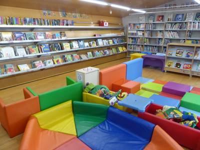 La biblioteca de Salou cierra al público por inventario del fondo municipal y mejoras de infraestructuras y servicios
