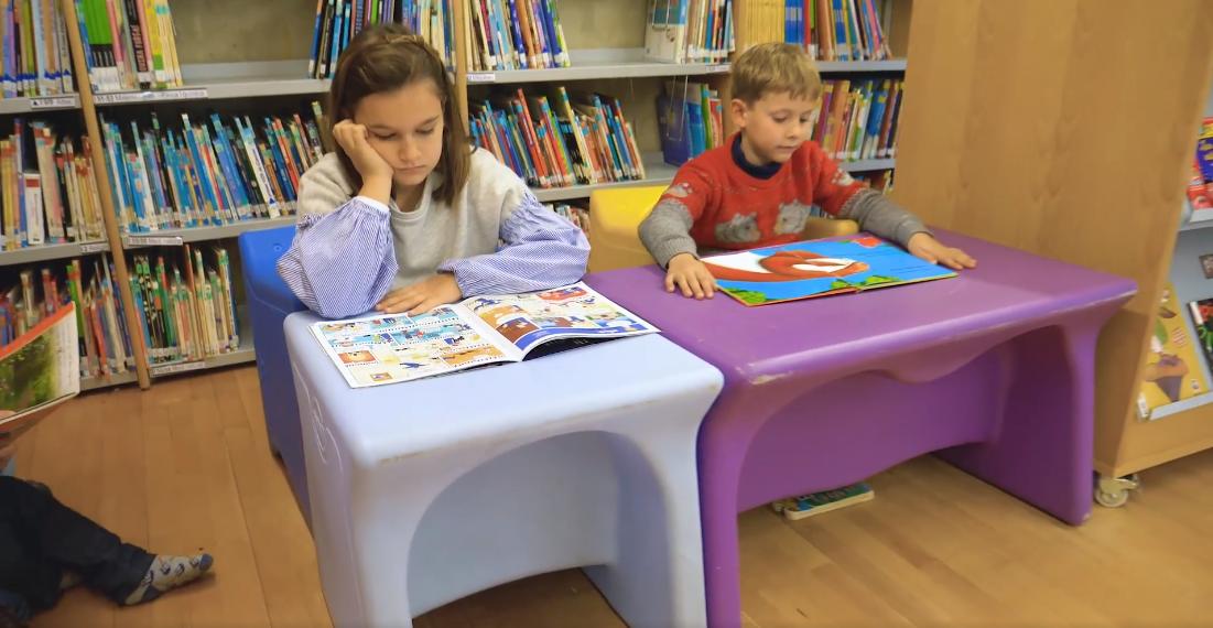 ¿Hacemos un tour virtual por la Biblioteca?