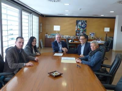 El Ayuntamiento y Sorea firman un convenio de colaboración para la creación de un Fondo de Solidaridad para combatir la pobreza energética