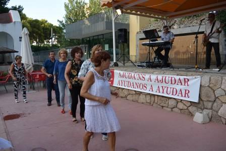 Salou se suma a la fiesta solidaria para recoger alimentos para Cáritas en el Parque de la Ciudad