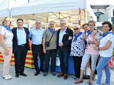 La Associació Contrapunt d'Onades de Salou celebra la 30ª edición del Aplec Sardanista 'Sant Martí'