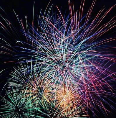 Llega el día grande de las Nits Daurades de Salou con la procesión y el gran castillo de fuegos