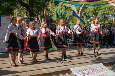Salou acoge, este viernes, el primer festival de cultura y música de Ucrania