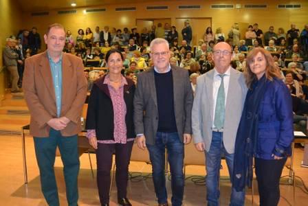 Salou acoge la presentación de la obra de Joan Sardiña sobre los comercios antiguos, en el marco de la apertura del curso 2019-2020 del Campus Extenso de la URV